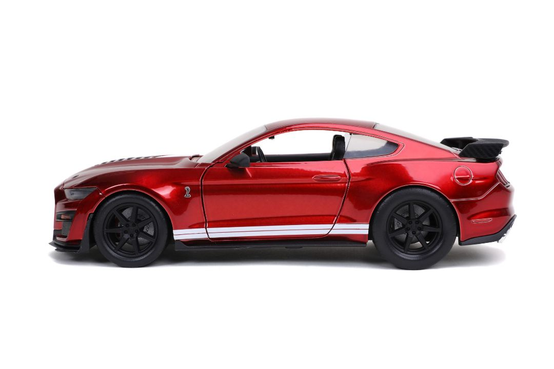 "Jada 1/24 ""BIGTIME Muscle"" 2020 Ford Mustang Shelby GT500 - Red"