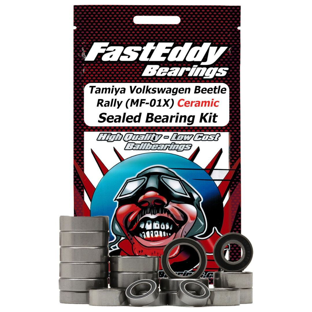 Fast Eddy Tamiya Volkswagen Beetle Rally (MF-01X) Sealed Bearing